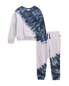 Splendid - Boys' Eclipse Tie Dye Sweatshirt & Joggers Set - Little Kid