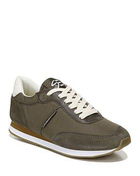 Sam Edelman - Women's Tori Suede Trim Sneakers