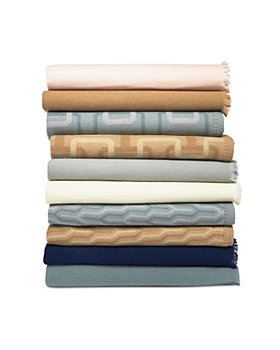 Hudson Park Collection - Cashmere Blend Throws - 100% Bloomingdale's Exclusive