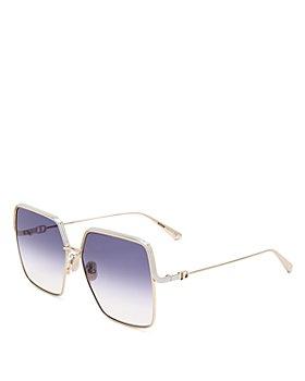 Dior - Women's Square Sunglasses, 60mm