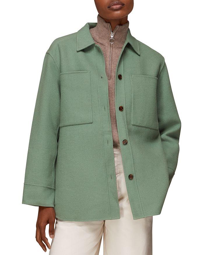 Whistles - Emmie Shirt Jacket