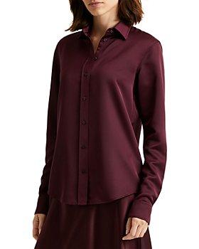 Ralph Lauren - Sateen Shirt