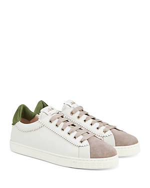 Women's Sade Leather & Suede Sneakers