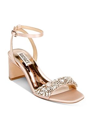 Women's Marsha Embellished Ankle Strap Dress Sandals