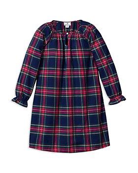 Petite Plume - Girls' Windsor Tartan Delphine Nightgown - Baby, Little Kid, Big Kid