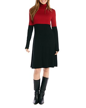 Karen Kane - Turtleneck Dress