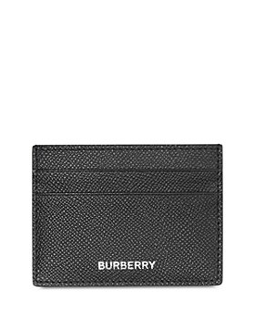Burberry - Grainy Leather Card Case