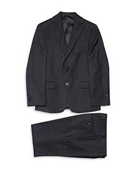 Michael Kors - Boys' Two Piece Birdseye Suit - Big Kid