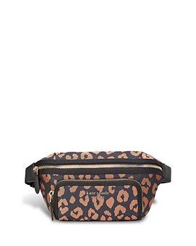 kate spade new york - Sam Leopard Medium Belt Bag