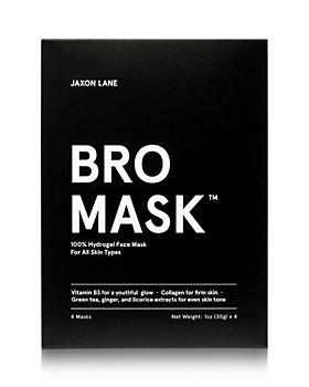 JAXON LANE - Bro Mask Hydrogel Sheet Mask, Set of 4