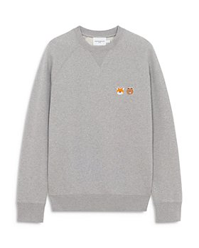 Maison Kitsuné - Line X Kitsune Small Patch Sweatshirt