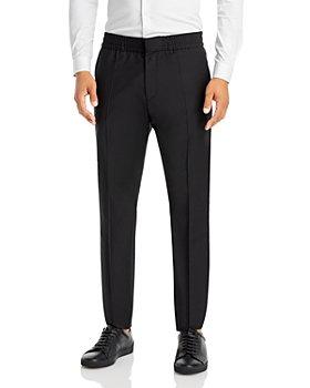 HUGO - Howard212X Solid Extra Slim Fit Drawstring Suit Pants