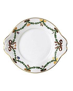 Royal Copenhagen - Star Fluted Christmas Dish