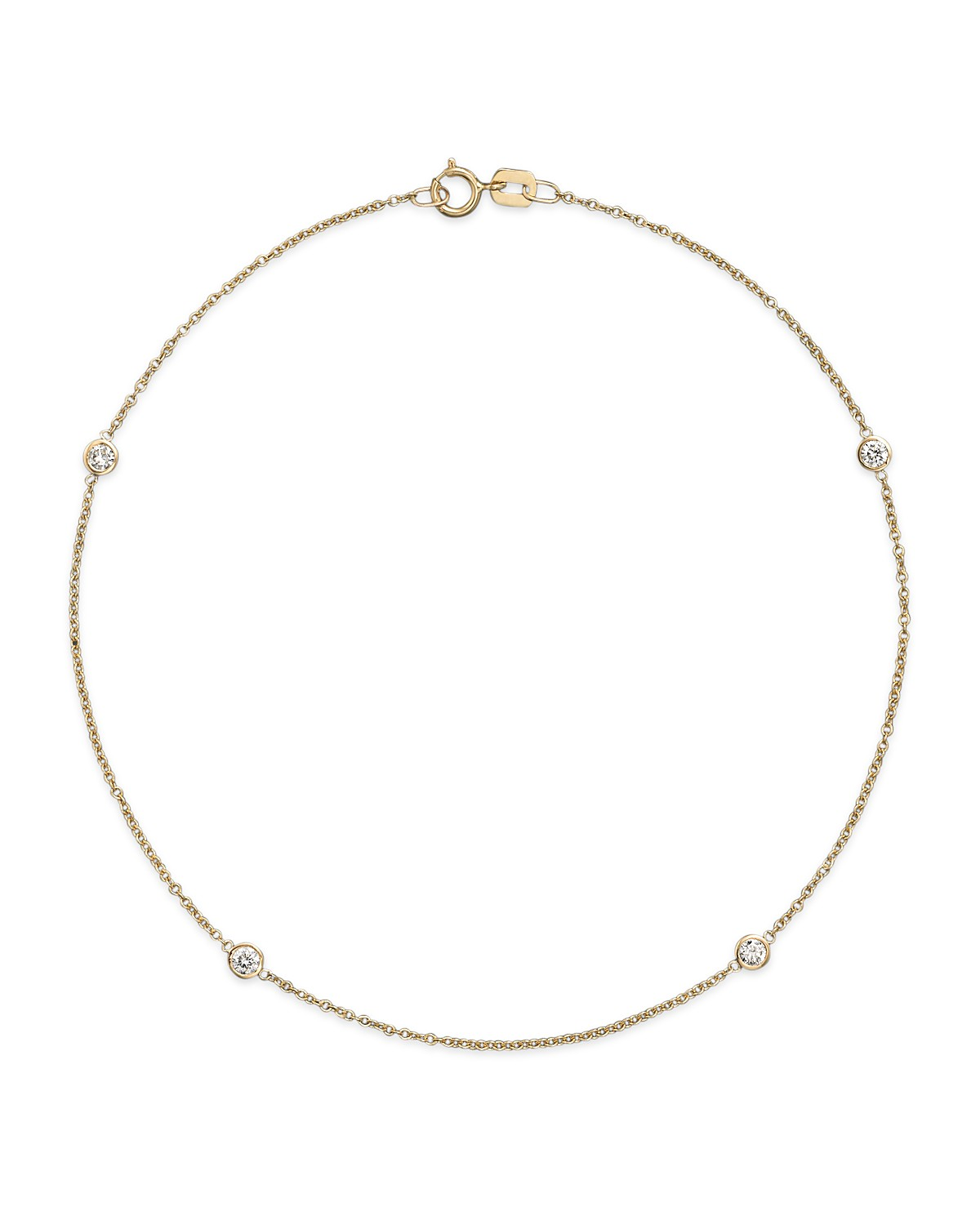 jewellery online yellow carat anklet hallmark gold jewellers