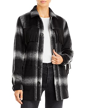 MOTHER - The Fringe Patch Coat