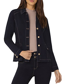 Liverpool Los Angeles - Tailored Denim Jacket