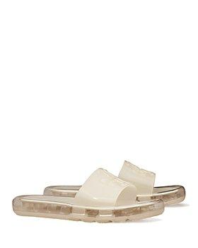 Tory Burch - Women's Bubble Jelly Slide Sandals