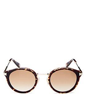 MARC JACOBS - Women's Round Sunglasses, 48mm