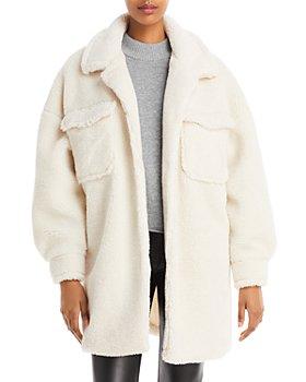 AQUA - Sherpa Jacket - 100% Exclusive