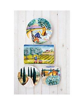 VIETRI - Wall Plates Collection