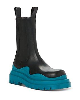 Bottega Veneta - Women's Platform Chelsea Boots