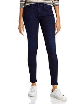 rag & bone - The Cate Mid-Rise Shorty Skinny Jeans in Esme