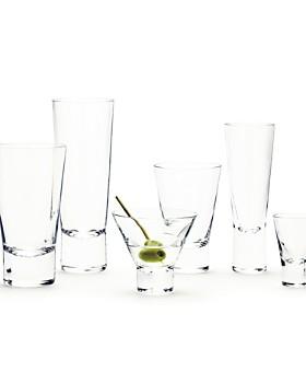 "Iittala - ""Aarne"" Pilsner Glasses, Set of 2"