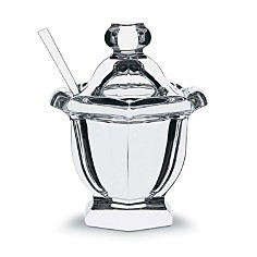 Baccarat - Small Jam Jar With Spoon