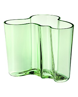 Iittala - Aalto Vases, Apple Green