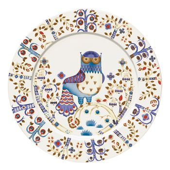 "Iittala - Taika Plate, 11.75"""