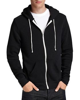 ALTERNATIVE - Rocky Zip Hoodie