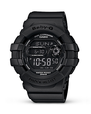 Baby-g 3D Protection Watch, 44mm