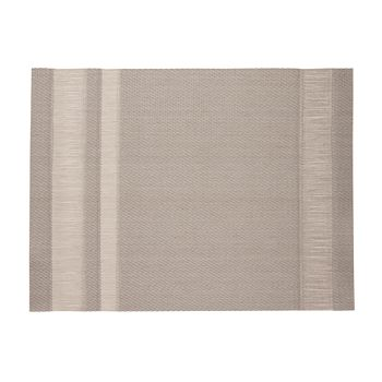 "Chilewich - Tuxedo Stripe Placemat, 14"" x 19"""