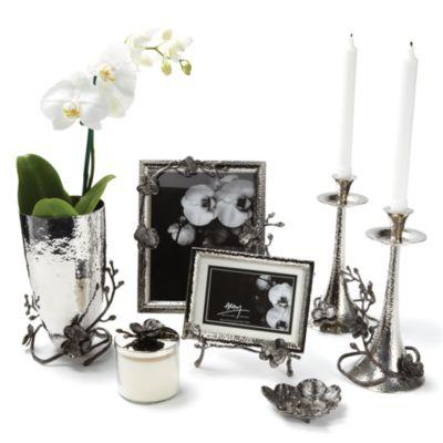 "Black Orchid Frame, 8"" x 10"""