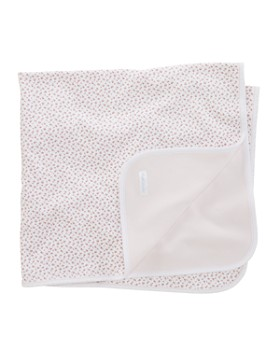 Ralph Lauren - Girls' Layette Reversible Printed Receiving Blanket - Baby