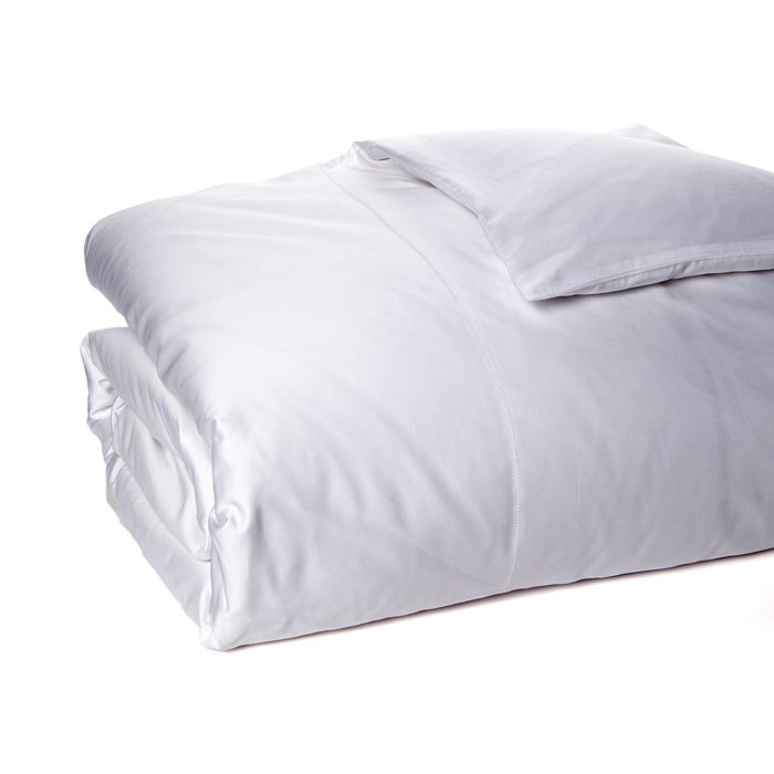 Frette - FRETTE Essentials Single Ajour Queen Duvet Cover