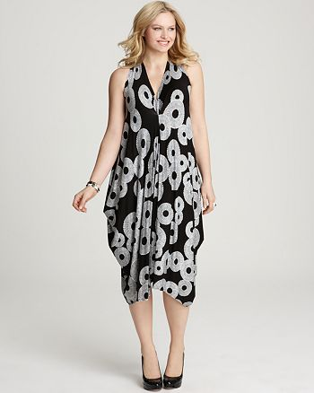 Rachel Pally White Label Plus - Gwyneth Caftan Dress