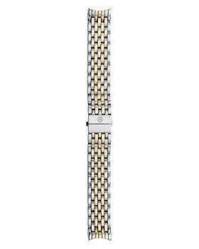 MICHELE - CSX 36 Day Two-Tone Watch Bracelet, 18mm