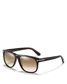Tom Ford - Men's Olivier Square Sunglasses, 57mm
