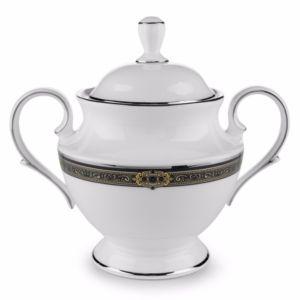 Lenox Vintage Jewel Sugar Bowl