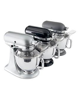 KitchenAid - Artisan 5-Quart Tilt-Head Stand Mixer #KSM150PS