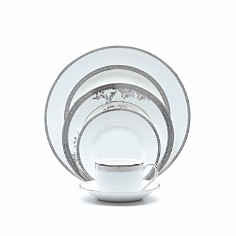 Vera Wang Wedgwood Vera Lace 5 Piece Place Setting - Bloomingdale's Registry_0