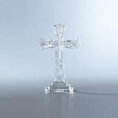 Waterford Crystal Standing Crosses - Bloomingdale's Registry_0