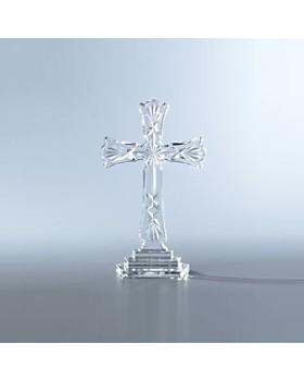 "Waterford - Standing Cross, 8"""