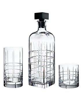 Orrefors - Street Barware Collection
