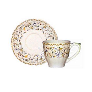 Gien France - Toscana Teacup & Saucer