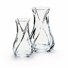 Baccarat - Serpentine Vase Collection