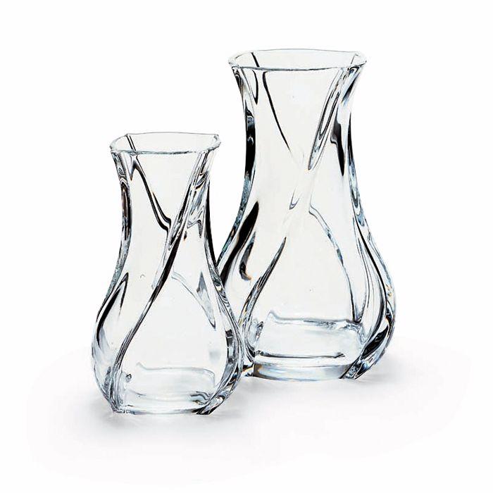 Baccarat - Small Serpentine Vase