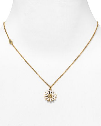 Juicy Couture Black Label - Juicy Couture Daisy Wish Necklace