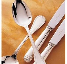 Christofle - Malmaison Sterling & Silverplated Flatware